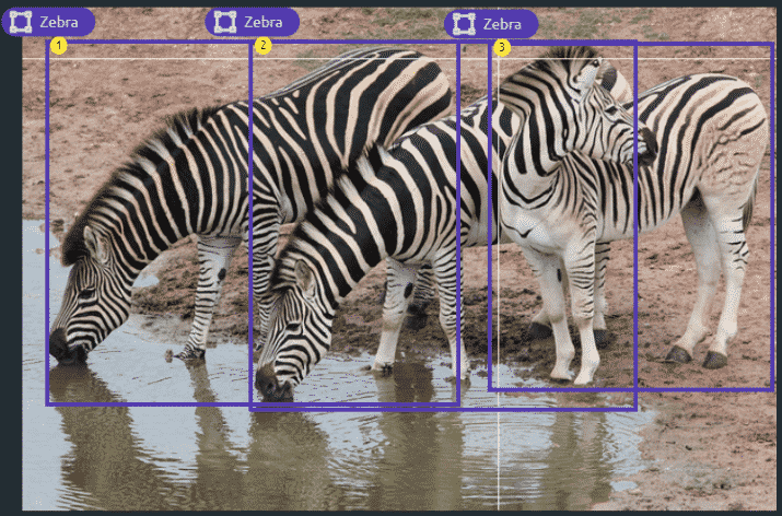 Bounding box image annotation