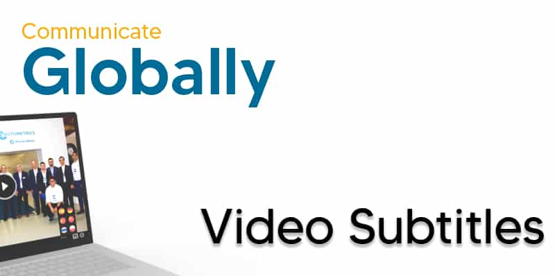 Multilingual Video Subtitles EPIC Translations Michigan